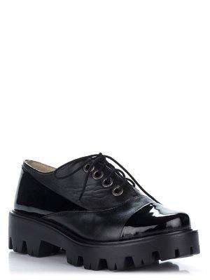 Туфли черные | 2110215