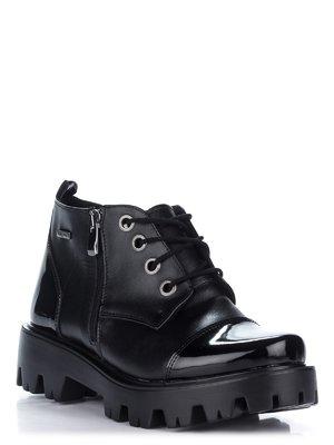 Черевики чорні | 2110212