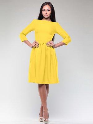 Платье желтое | 2111065