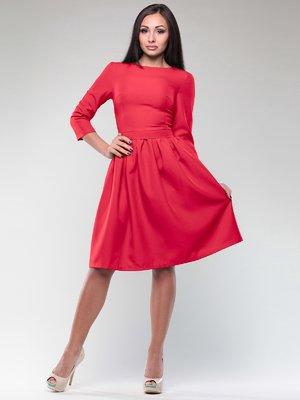 Платье красное | 2111068