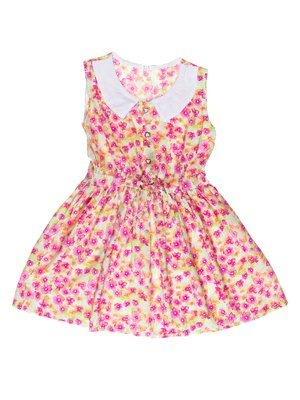 Платье в цветочный принт   2109900
