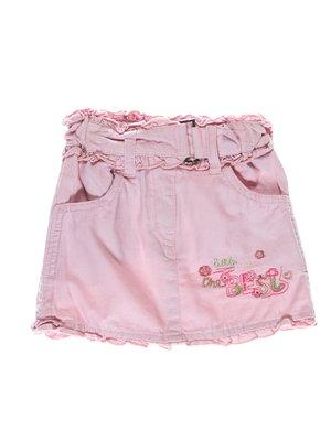 Спідниця рожева з вишивкою | 2098349
