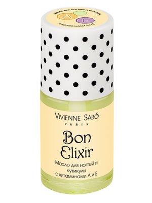 Масло для ногтей и кутикулы с витаминами А и Е Bon Elixir Оne Сolor (15 мл) | 2120233