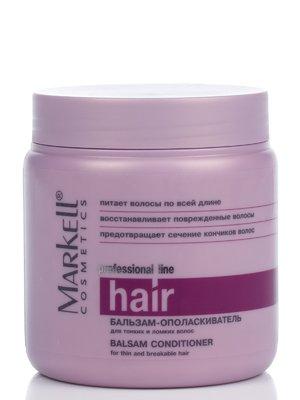 Бальзам-ополіскувач для тонкого і ламкого волосся (500 мл) | 2121357