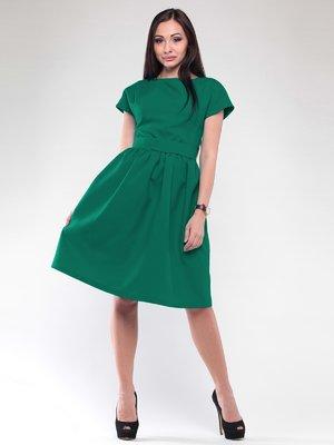 Платье зеленое | 2126196