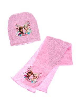 Комплект: шапка и шарф   2123068