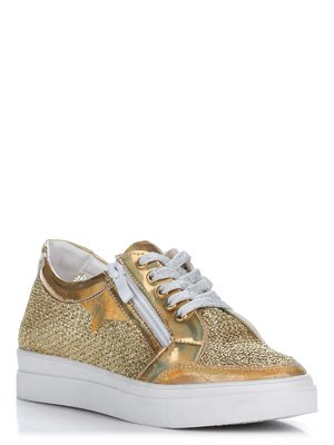 Туфлі золотисті | 2108502