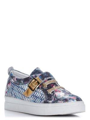 Туфлі різнокольорові | 2108501