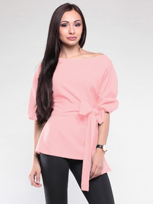 Блуза персикового цвета | 2126507