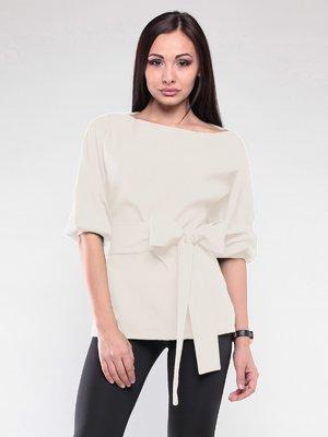Блуза светло-горчичного цвета | 2126510