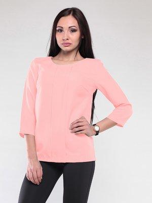 Блуза персикового цвета | 2126601