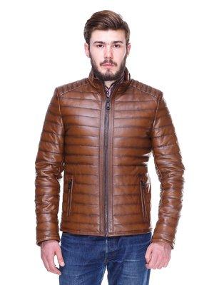 Куртка коричнева | 2128667
