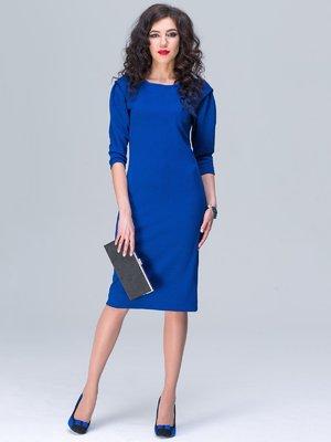 Платье синее | 2138045