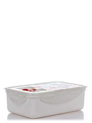 Прямокутний контейнер для СВЧ (1,2 л) | 2137345