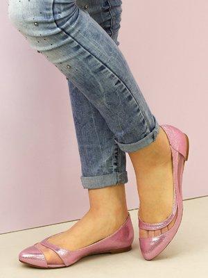 Балетки рожеві | 2137606