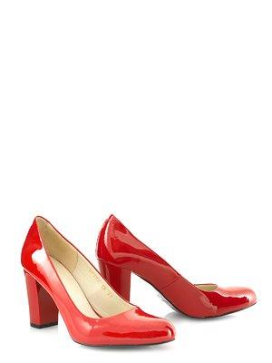 Туфли красные | 2141925