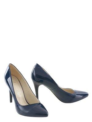 Туфли темно-синие | 2141957