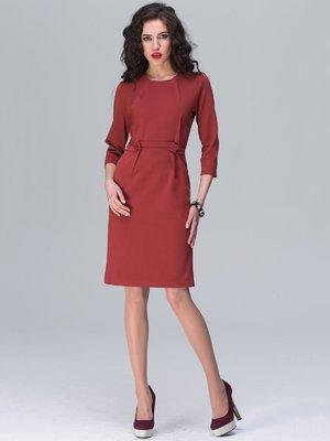 Платье красное | 2145496