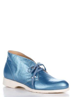 Ботинки синие - Pakerson - 2147782