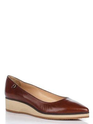 Туфли коричневые - Pakerson - 2147780