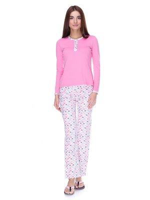 Джемпер рожевий | 2150008