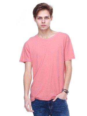 Футболка рожева | 2148473