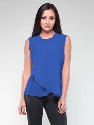 Блуза цвета электрик | 2147954