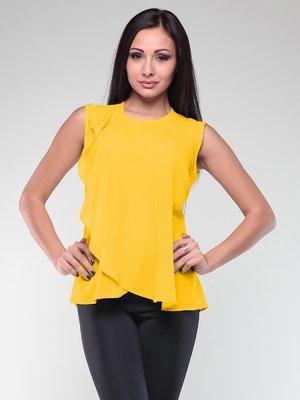 Блуза желтая | 2147959