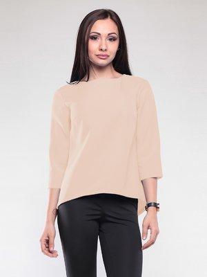 Блуза бежевая | 2155847