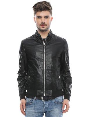 Куртка чорна | 2156468