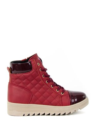 Ботинки красные | 2158385