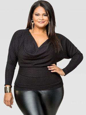 Блуза черная | 2163922