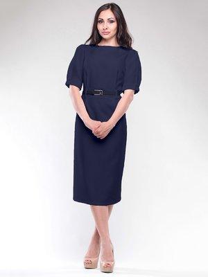 Платье темно-синее | 2168386