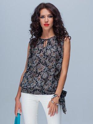 Блуза з принтом | 2170347