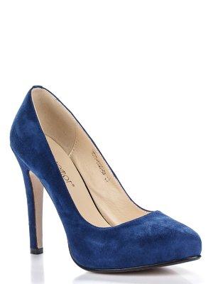 Туфли синие | 2177835