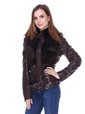Куртка коричневая | 2173960