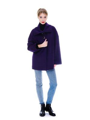 Пальто фіолетове | 2178997