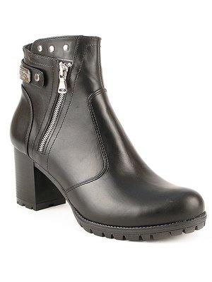 Ботинки черные | 2129460