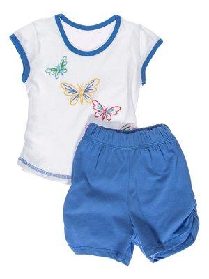 Комплект: футболка і шорти   1779202