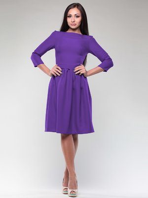 Платье фиолетовое | 2178535