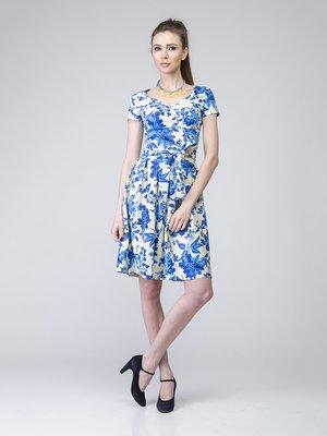 Сукня квіткового забарвлення | 2184851