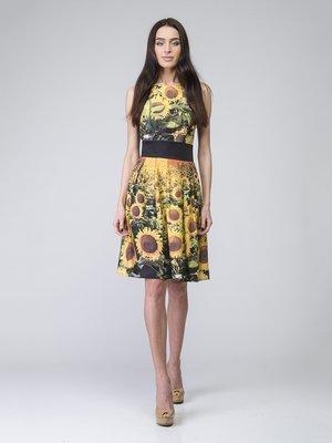 Платье цветочной расцветки | 2184881