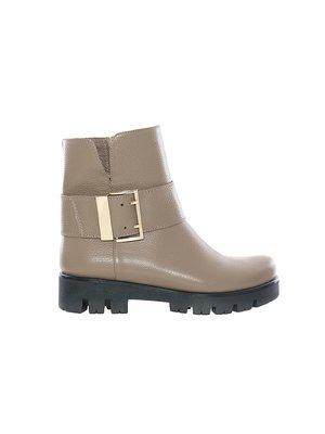 Ботинки коричневые | 2186533