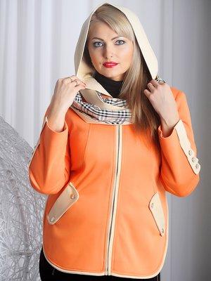 Куртка персикового цвета | 2190120