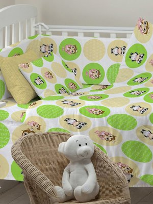 Комплект постельного белья детский   2193975
