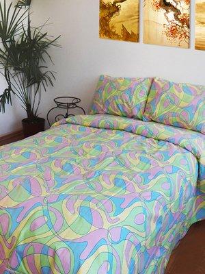 Комплект постельного белья двуспальный   2194018
