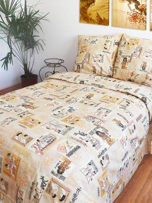 Комплект постельного белья двуспальный   2194030