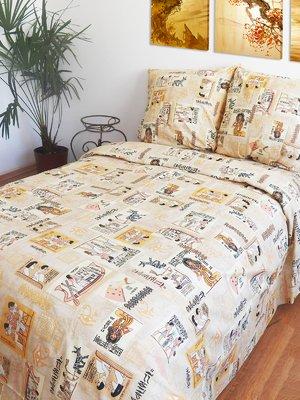 Комплект постельного белья двуспальный (евро)   2194033