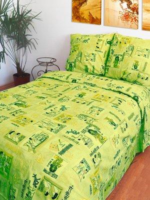 Комплект постельного белья двуспальный   2194039
