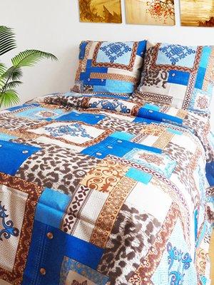 Комплект постельного белья двуспальный (евро)   2194091